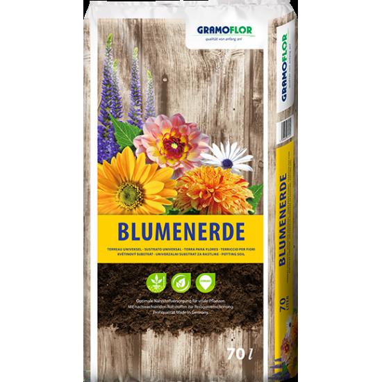 Substrato Gramoflor Blumenerde + perlita