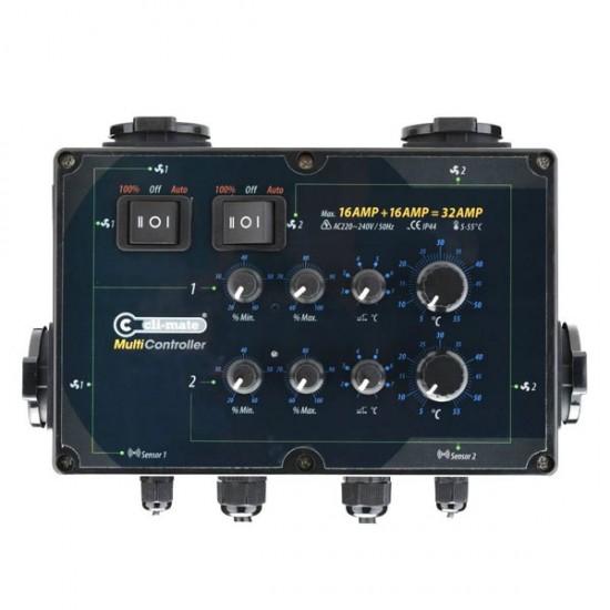 Multi-controller cli-mate