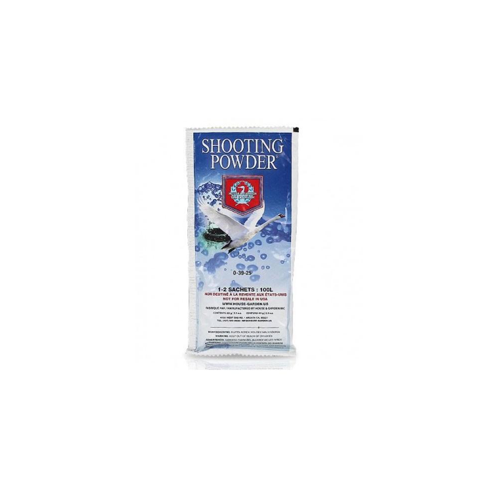Shooting Powder H&G 65gr (caja 5 sobres)