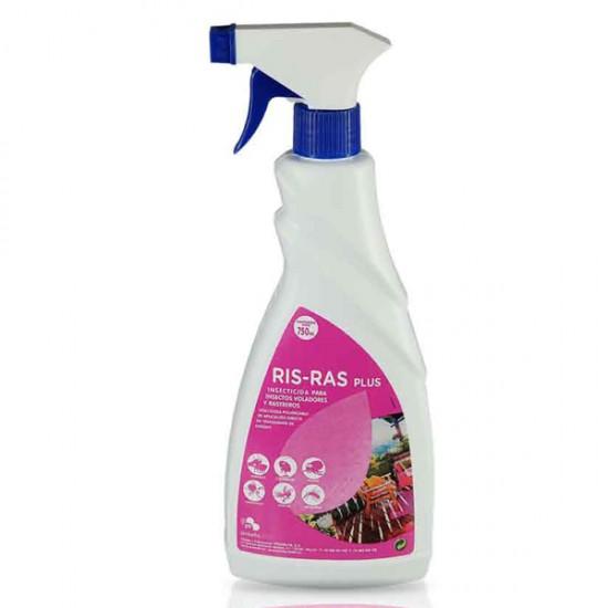 Insecticida Ris-Ras Plus Garrapatas Pulgas y Mosquitos Probelte Jardin