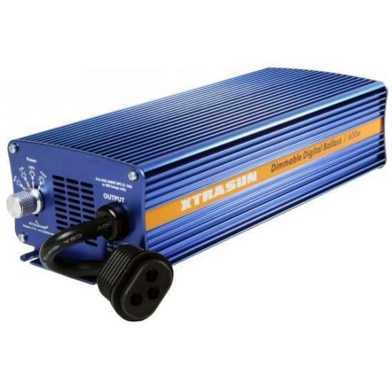 Balastro electronico Xtrasun 600W Dimmable