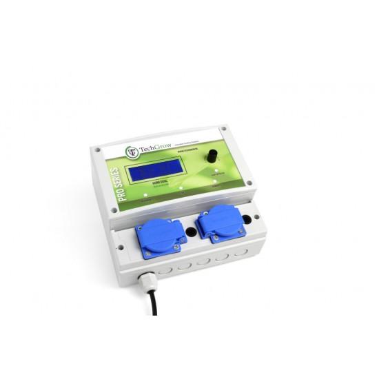 Controlador Humedad Humi Dual PRO sin sensor TechGrow