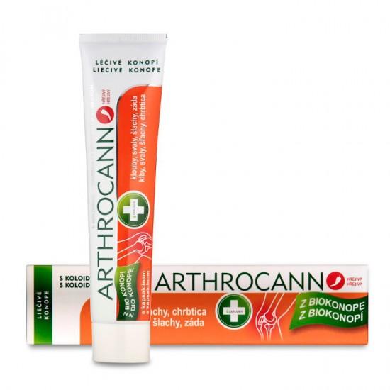Arthrocann efecto calor 75 ml Annabis