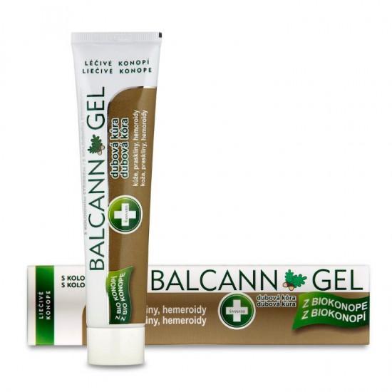 Balcann gel oak bark 75 ml Annabis