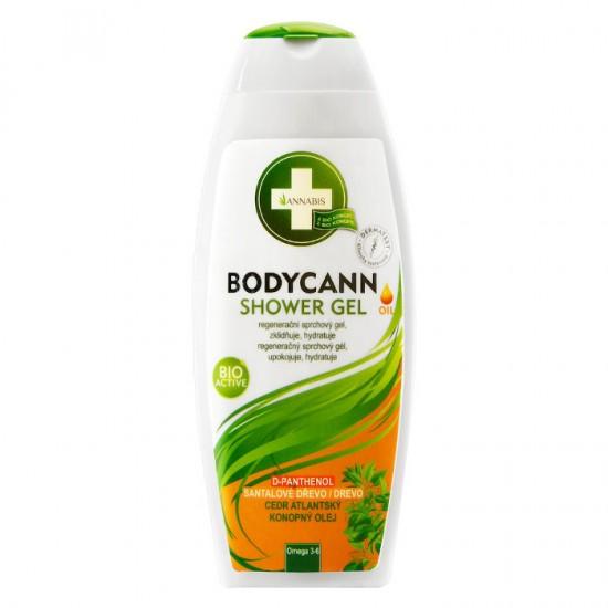 Bodycann Shower Gel Annabis