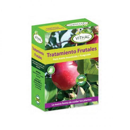 Insecticida / fungicida Tratamiento Frutales Eco Vithal Garden